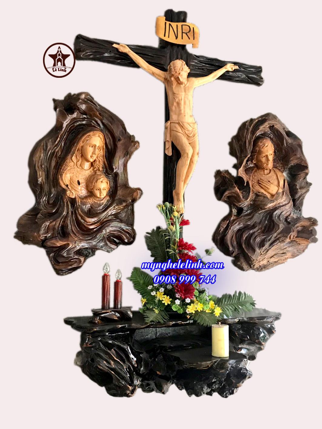 Bàn thờ Công Giáo LL-16N