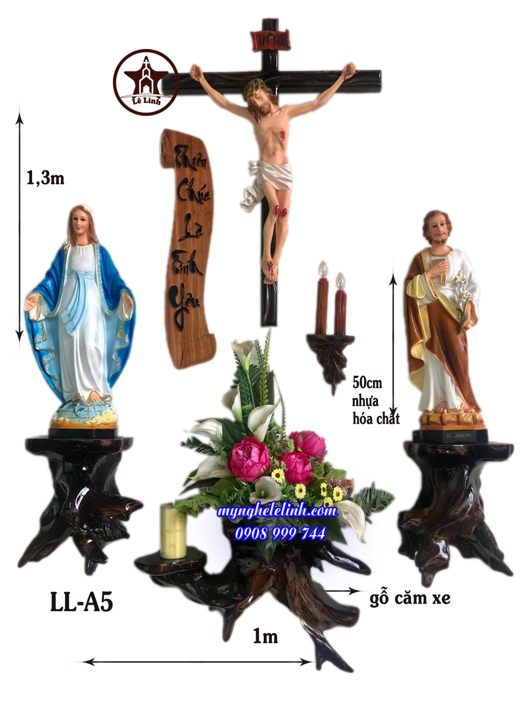 Bàn thờ Công Giáo LL-5A1