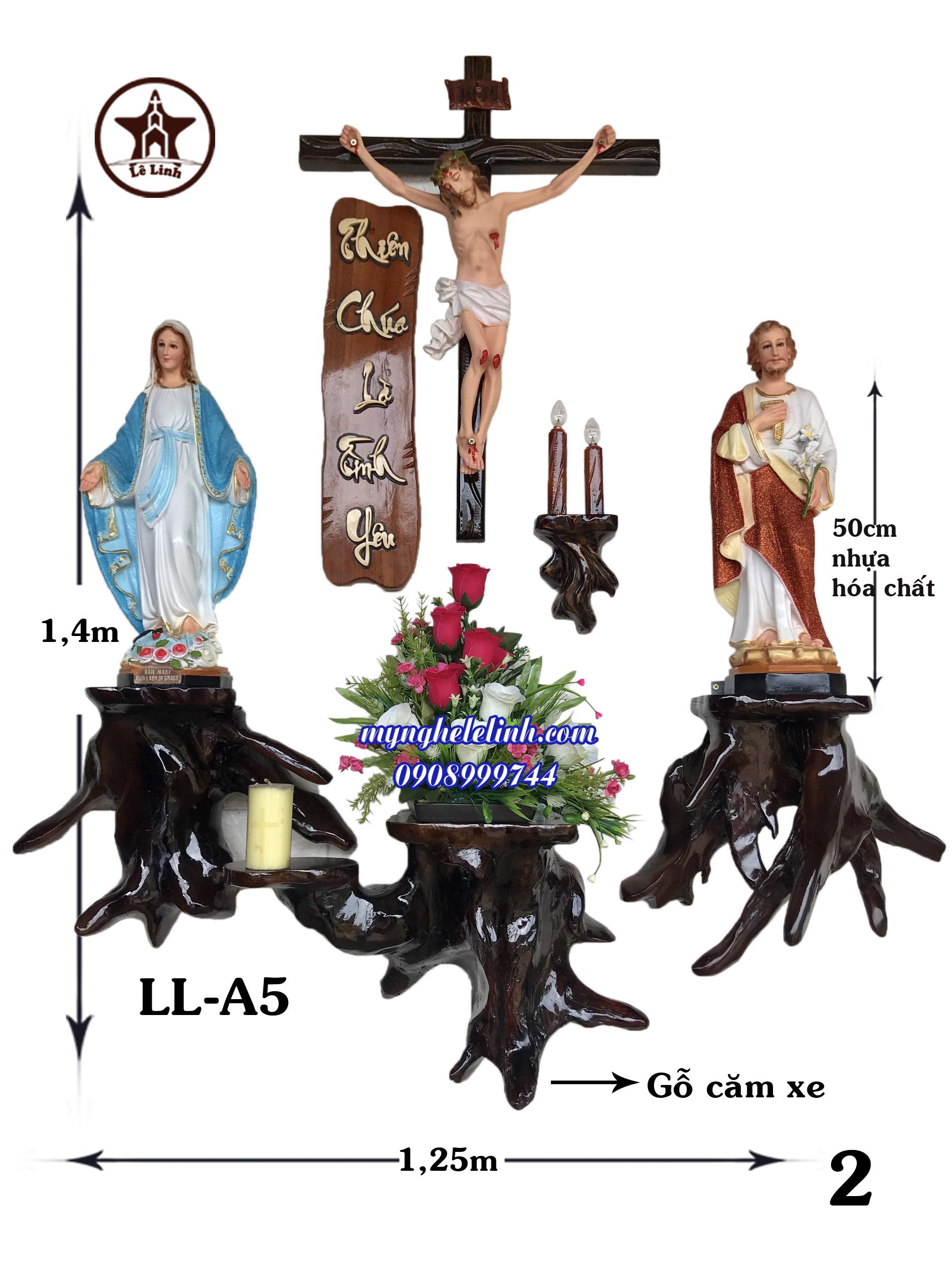 Bàn thờ công giáo LL-5A