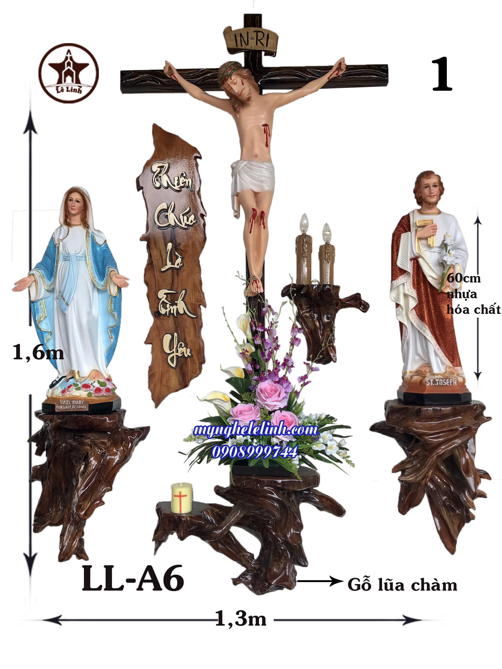 Bàn thờ công giáo LL-6A