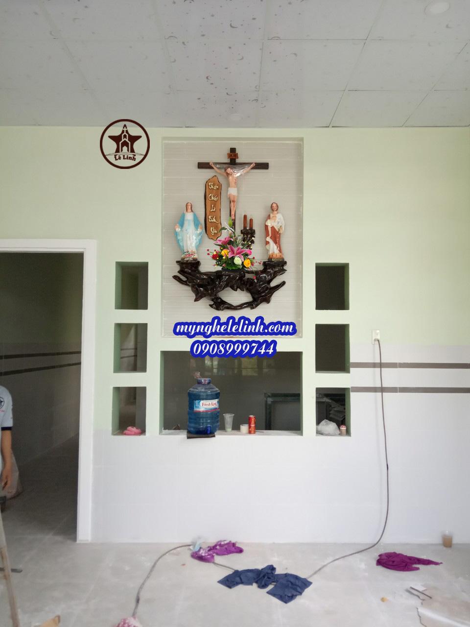 Bàn thờ Công Giáo LL-D5