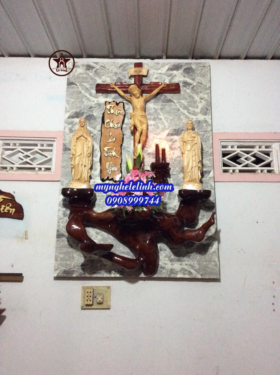 Bàn thờ Công Giáo LL-5C