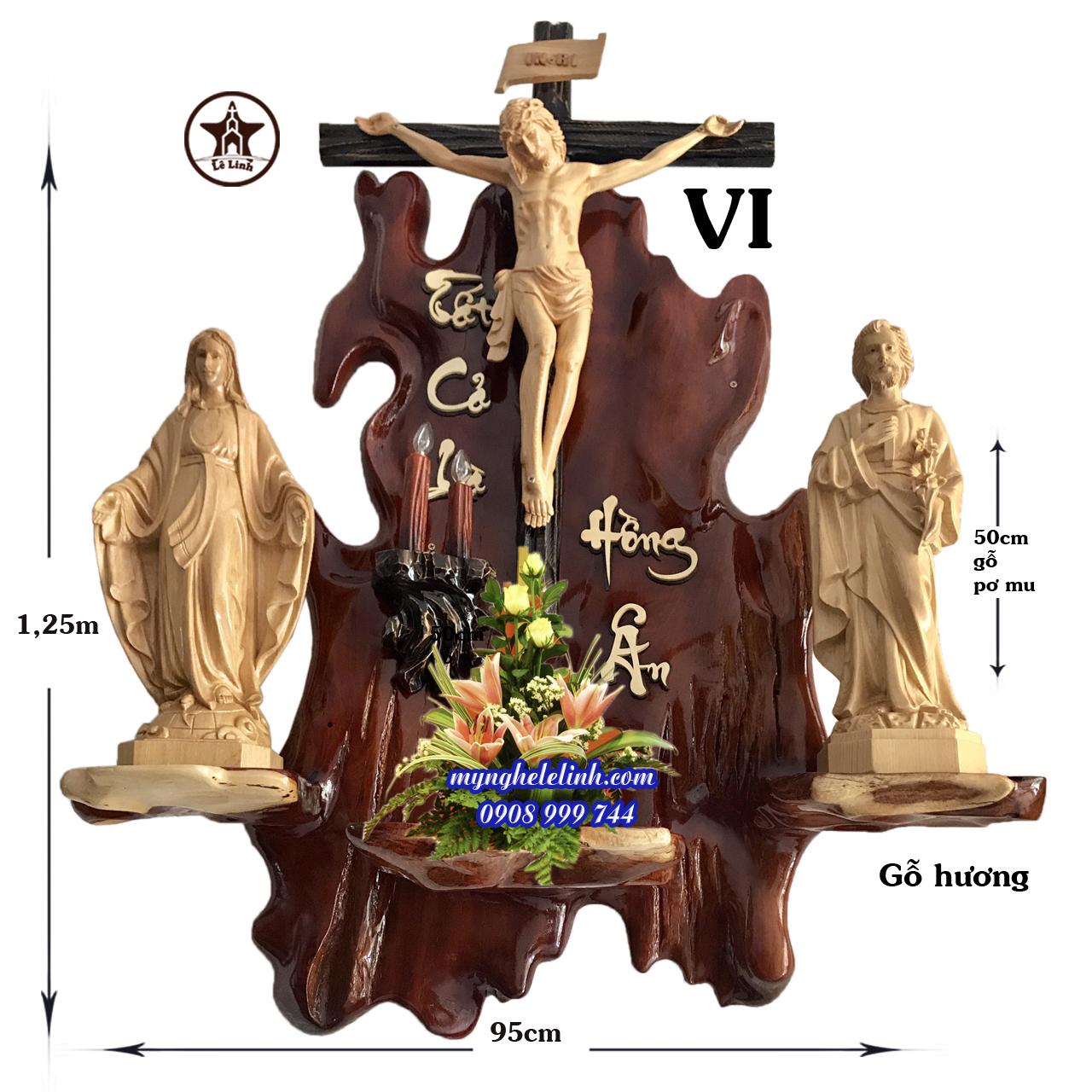 Bàn thờ Công Giáo LL-P5.07
