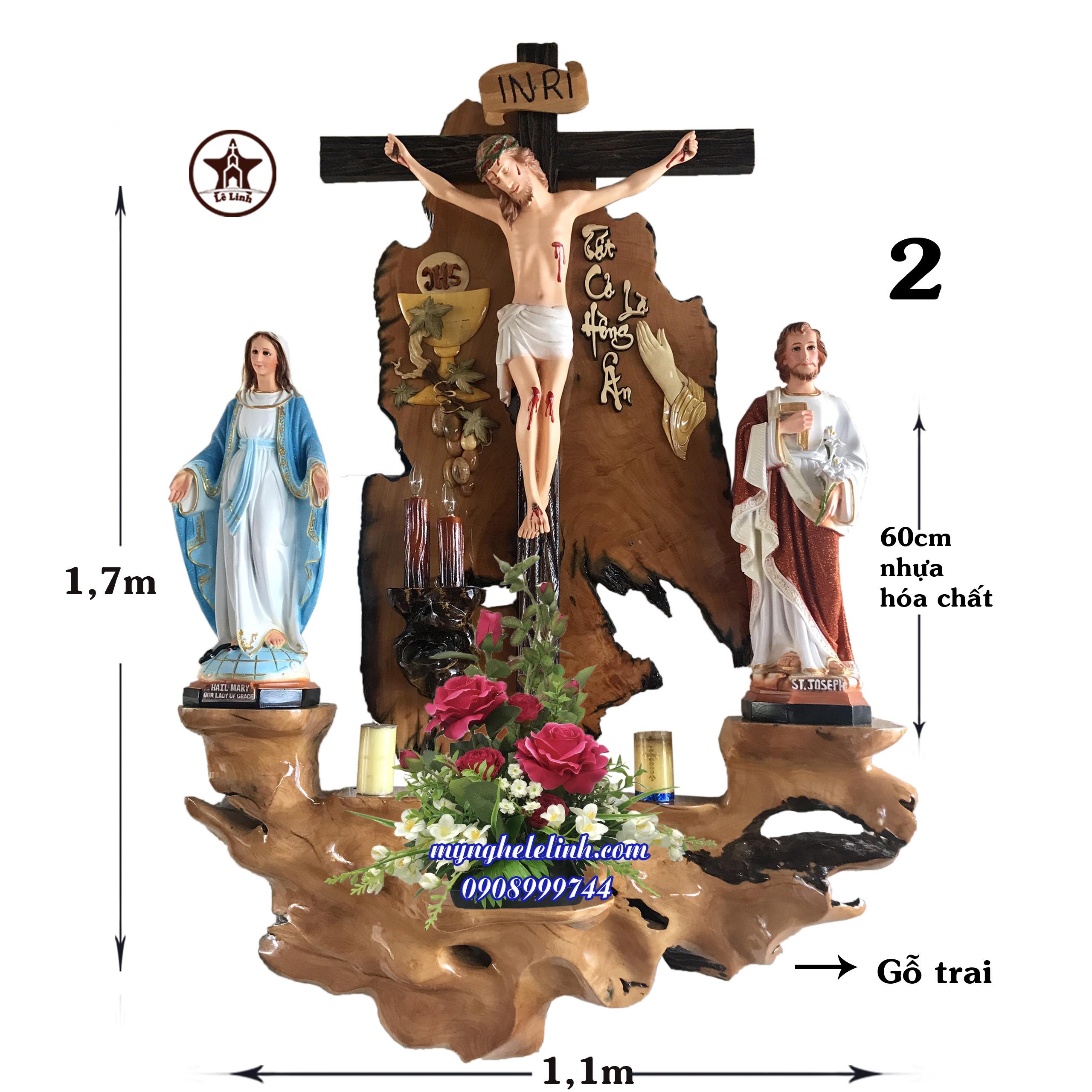 Bàn thờ công giáo LL-P95