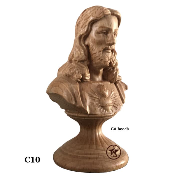 Tượng gỗ Công Giáo C10