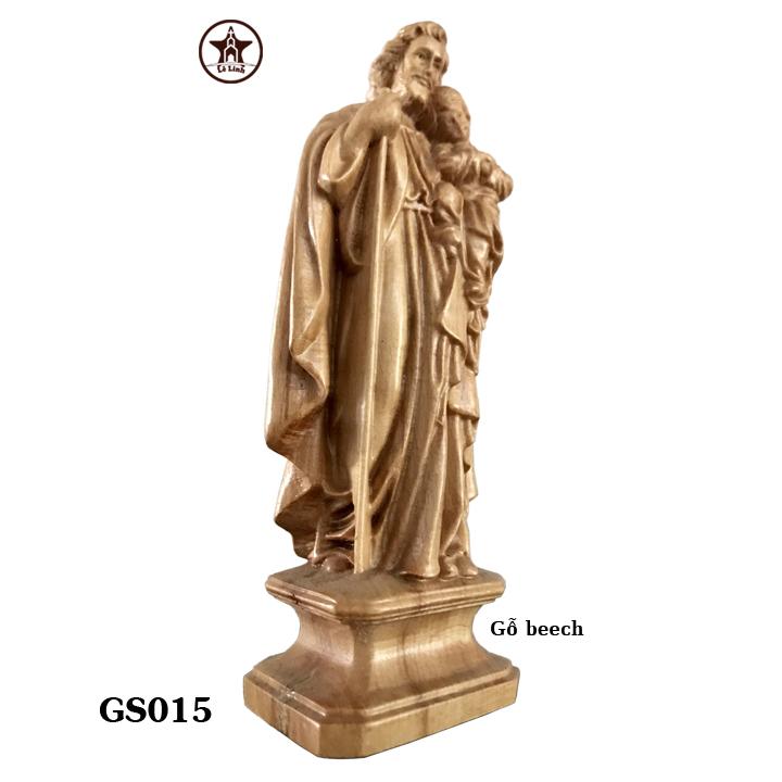 Tượng gỗ Công Giáo GS015