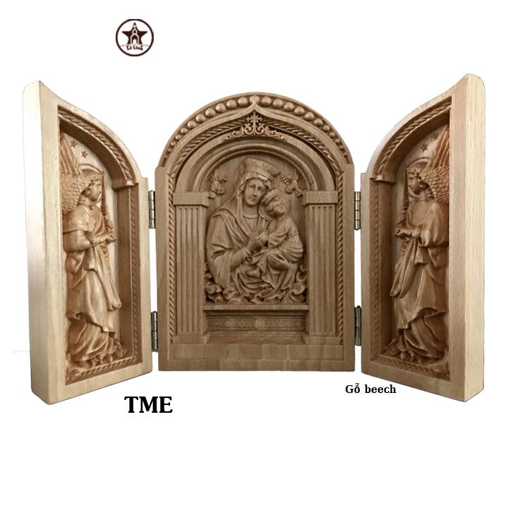 Tượng gỗ Công Giáo TME